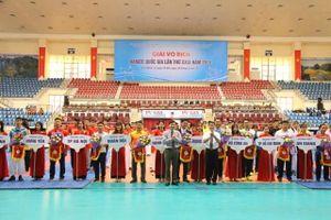 Khai mạc Giải Karate quốc gia lần thứ 29
