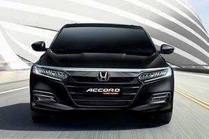 Honda Accord 2019 sắp về Việt Nam đấu Toyota Camry mới