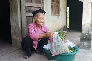 Thanh Hóa: Cụ bà hơn 80 tuổi xin thoát nghèo