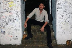 Em chồng Tăng Thanh Hà gây 'sốt' với bức ảnh đời thường chụp ở London