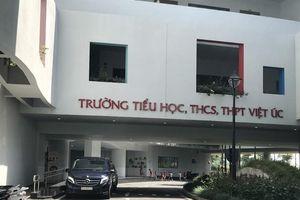 Diễn biến mới nhất vụ bữa ăn bán trú tại trường quốc tế Việt Úc khiến phụ huynh bật khóc