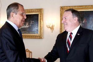 Ngoại trưởng Nga - Mỹ chuẩn bị hội đàm lần đầu tiên sau khi hiệp ước INF chấm dứt