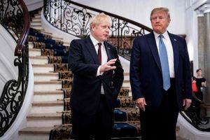 Lãnh đạo Anh, Mỹ nhất trí ký thỏa thuận thương mại song phương