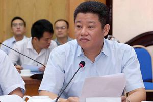 Giao đất trái luật, Giám đốc Sở KH-ĐT Hà Nội Nguyễn Mạnh Quyền bị kiểm điểm