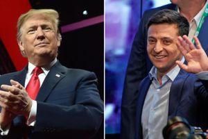Ông Trump bị khiếu nại 'ép' tổng thống Ukraine vì lợi ích riêng