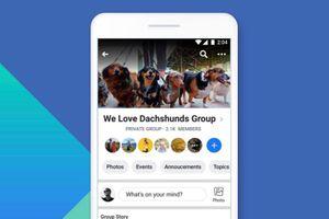 Facebook khai tử Group Stories