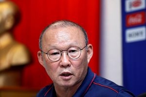 HLV Park Hang-seo: 'Tiền không phải là ưu tiên trong gia hạn hợp đồng của tôi'
