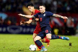 Vòng loại World Cup 2022: Thái Lan nhận tin sốc từ hậu vệ gốc Việt