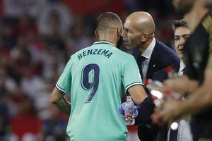 Real thắng Sevilla, HLV Zidane cảm ơn học trò đồng hương