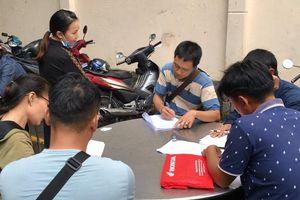 Hàng trăm khách hàng đến công an tố cáo công ty Alibaba lừa đảo