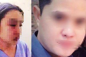 Vụ nữ nhân viên tố bị 'sếp' hành hung: Đình chỉ một bác sĩ để phục vụ điều tra