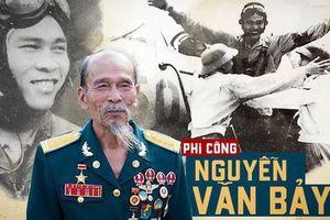 Sáng mai 24/9, bắt đầu lễ tang huyền thoại phi công Nguyễn Văn Bảy