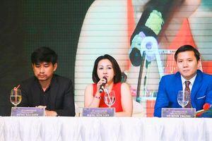 Hoa hậu Diễm Hương làm giám khảo cuộc thi Hoa hậu và Nam vương Á - Âu 2019