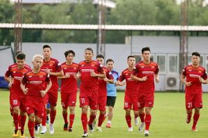 Thày Park: 'Muốn lên tuyển, cầu thủ phải biết cả tấn công và phòng ngự'