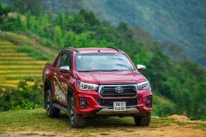 Những ô tô mới chào khách Việt tháng 9