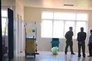 Thông tin mới nhất về vụ thi thể trẻ sơ sinh được phát hiện trong thùng rác