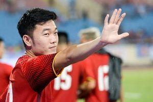 Xuân Trường: 'HLV Park gọi nhiều cầu thủ tạo ra cuộc cạnh tranh trụ lại tuyển Việt Nam'