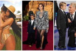 Khi các bà mẹ quyền lực ở Hollywood mặc đồ đôi với con: nhà Beyoncé mà số 2 thì có ai ngoài Kylie Jenner số 1