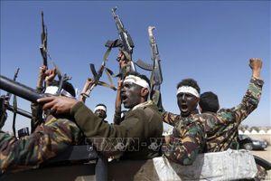 Phiến quân Houthi: Saudi Arabia tiến hành 27 vụ không kích vào Yemen