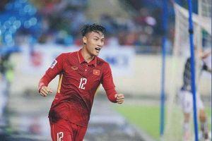 Mạc Hồng Quân sẽ tạo cơn địa chấn và là con bài tẩy của HLV Park Hang-seo ở vòng loại WC 2022?
