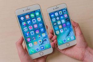 Cuối tháng 9, iPhone 7, iPhone 7 Plus giảm giá 'sập sàn'
