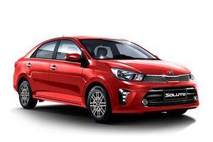 Những ưu điểm giúp Kia Soluto có thể 'thách đấu' Hyundai Accent, Toyota Vios