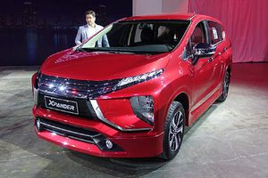 Mitsubishi Xpander vượt mặt đối thủ, bán chạy nhất Đông Nam Á