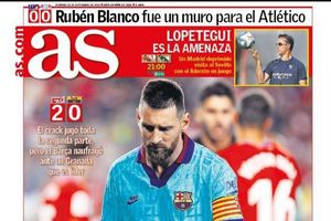 'Hình như không có Messi'!
