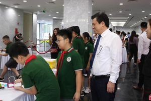 Thứ trưởng Bộ Giáo dục và Đào tạo Nguyễn Hữu Độ: STEAM giúp học sinh giải quyết các vấn đề trong thực tiễn cuộc sống