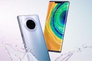 Huawei Mate 30 Pro chính thức: Nhiều tính năng 'đỉnh'