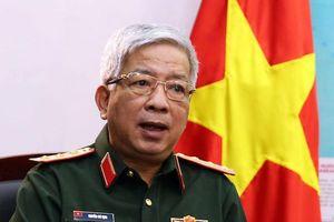 Thượng tướng Nguyễn Chí Vịnh được tặng Huân chương Hữu nghị Nga