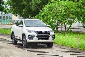 Toyota tiếp tục đồng hành cùng giải đua xe ô tô địa hình Việt Nam 2019