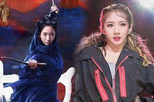 Mạnh Mỹ Kỳ - Bích Dao của 'Tru tiên' điện ảnh: Idol xứ Hàn và là center quốc dân của Produce 101 bản Trung
