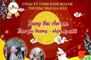Công ty Gia Hân tổ chức trung thu, trao yêu thương cho trẻ em Chí Tiên, Phú Thọ