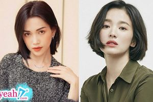 Sĩ Thanh khoe hình quay dự án mới, được nhận xét giống Song Hye Kyo