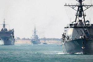Mỹ tăng cường quân Trung Đông, Iran sẵn sàng cho kịch bản chiến tranh