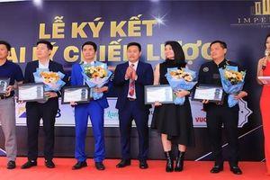 Ký kết hợp tác phân phối dự án Imperium Town Nha Trang