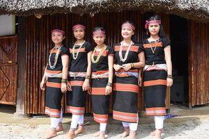 Tinh tế xà cạp của người Bhơ Noong