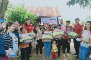 Đắk Lắk: Tặng 100 suất quà cho đồng bào nghèo xã Ea Yiêng, Krông Pắc