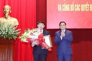 Bộ chính trị, Ban Bí thư chuẩn y nhân sự mới ở Quảng Ninh, Đồng Nai