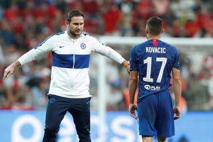 HLV Lampard thừa nhận sốc về Chelsea sau trận thua muối mặt trước Liverpool