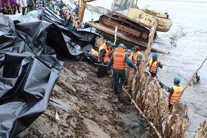 Gần 1.000 tỉ đồng xử lý khẩn cấp 8 điểm sạt lở đặc biệt nguy hiểm ở Cà Mau