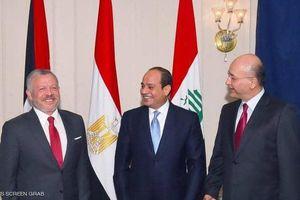 Ai Cập, Jordan và Iraq khẳng định tầm quan trọng của an ninh Arab