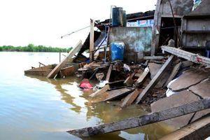 Cà Mau xin hỗ trợ kinh phí 947 tỷ đồng để xử lý khẩn cấp 8 điểm sạt lở đặc biệt nguy hiểm