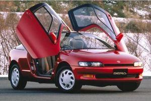 8 mẫu xe hơi kỳ dị chỉ có ở Nhật Bản