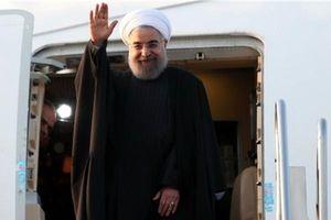 Ông Rouhani tới New York giữa lúc Mỹ hạn chế cấp visa cho phái đoàn Iran