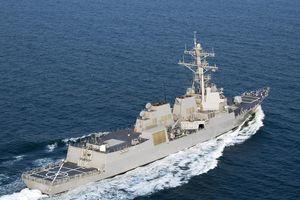 Mỹ điều tàu khu trục mang 'sát thủ' Tomahawk tới bảo vệ Saudi Arabia