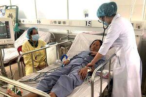 Cần Thơ: Phẫu thuật cấp cứu thành công 2 bệnh nhân bị bệnh tim nặng