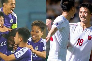 V-League tạm nghỉ nhưng Hà Nội vẫn chuẩn bị đá chung kết