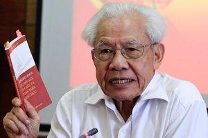 GS Hồ Ngọc Đại: 'Việc của tôi đã xong, giờ là của xã hội'